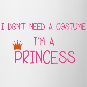I'm A Princess T-Shirts - Mug