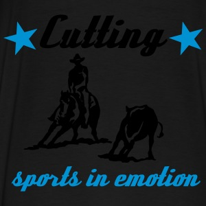Cutting sports in emotion Pullover & Hoodies - Männer Premium T-Shirt