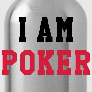 I am Poker Tee shirts - Gourde