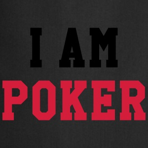 I am Poker Tee shirts - Tablier de cuisine