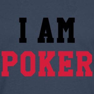 I am Poker Tee shirts - T-shirt manches longues Premium Homme