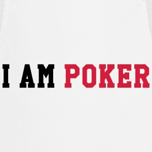 I am Poker T-shirts - Förkläde