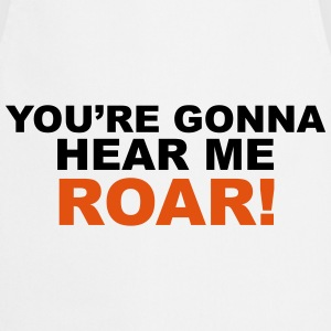 Roar T-Shirts - Cooking Apron