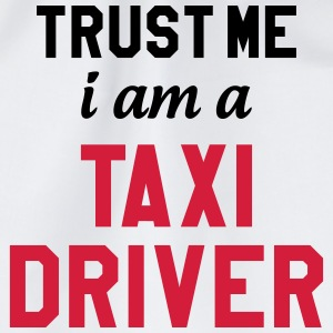 Trust Me I am a Taxi Driver T-skjorter - Gymbag