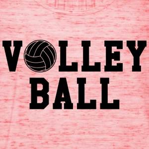 Volleyball T-Shirts - Frauen Tank Top von Bella