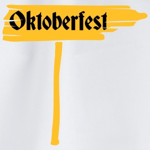 Oktoberfest Sign T-shirts - Gymnastikpåse