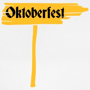 Oktoberfest Sign T-Shirts - Baseball Cap