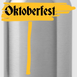Oktoberfest Sign Magliette - Borraccia