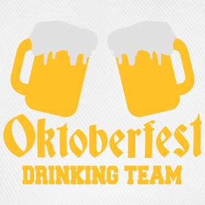 Oktoberfest Drinking Team T-Shirts - Baseball Cap