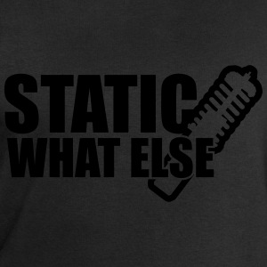Static what else  - Männer Sweatshirt von Stanley & Stella