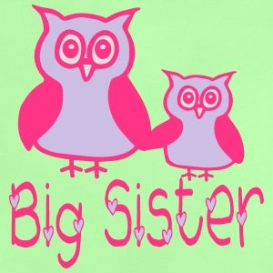 Eule_Big sister Hoodies - Baby T-Shirt