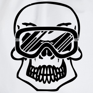 Winter Skull T-shirts - Gymnastikpåse