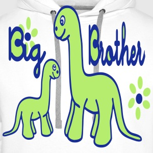 Dino_big brother T-shirts - Premiumluvtröja herr