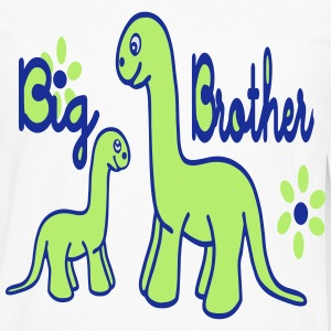Dino_big brother Tee shirts - T-shirt manches longues Premium Homme