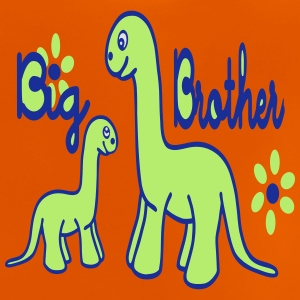 Dino_big brother T-shirts - Baby T-shirt