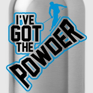 I've got the powder T-Shirts - Water Bottle