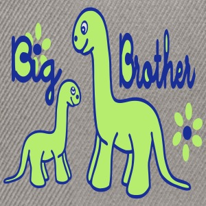 Dino_big brother Pullover & Hoodies - Snapback Cap