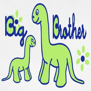 Dino_big brother Bottles & Mugs - Baseball Cap