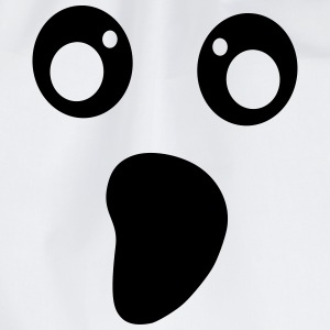Kawaii Ghost face T-Shirts - Turnbeutel