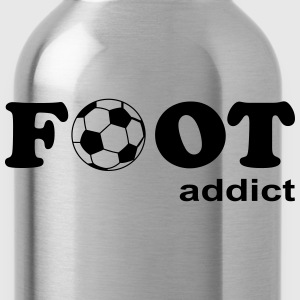 foot addict Tee shirts - Gourde