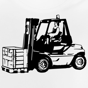 forklift Shirts - Baby T-Shirt