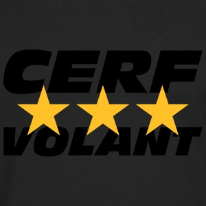Cerf Volant Tee shirts - T-shirt manches longues Premium Homme