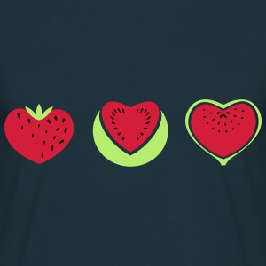 Strawberry Watermelon & Fig - Men's T-Shirt