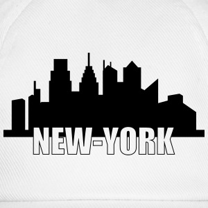 New-York Tee shirts - Casquette classique