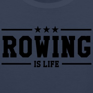 Rowing Shirts - Mannen Premium tank top