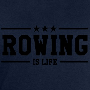 Rowing T-Shirts - Men's Sweatshirt by Stanley & Stella