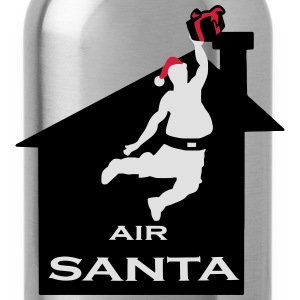 Kerstmis - Kerstman Air Sweaters - Drinkfles