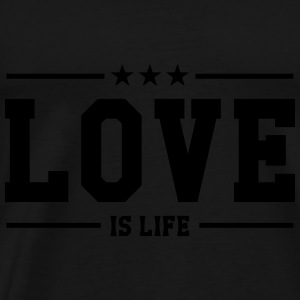 Love Hoodies - Men's Premium T-Shirt