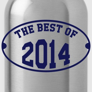 The Best of 2014 Magliette - Borraccia