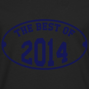 The Best of 2014 Shirts - Mannen Premium shirt met lange mouwen