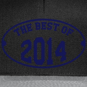 The Best of 2014 T-Shirts - Snapback Cap