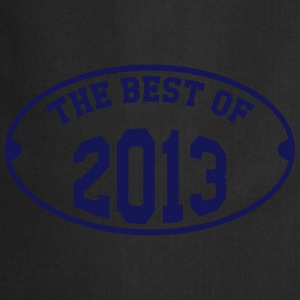 The Best of 2013 T-shirts - Förkläde