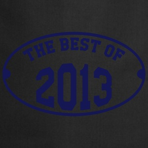 The Best of 2013 T-Shirts - Kochschürze