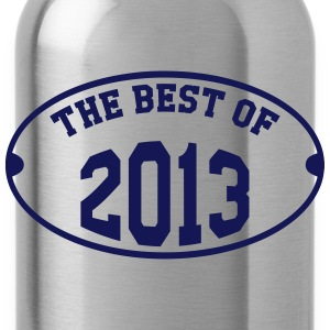The Best of 2013 T-Shirts - Trinkflasche