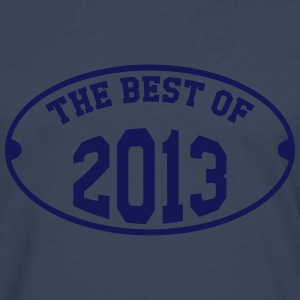 The Best of 2013 T-Shirts - Männer Premium Langarmshirt