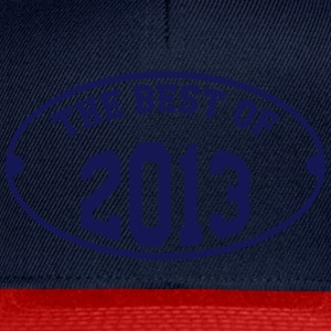 The Best of 2013 T-Shirts - Snapback Cap
