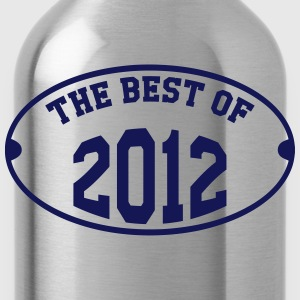 The Best of 2012 Magliette - Borraccia