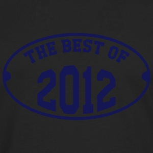 The Best of 2012 Shirts - Mannen Premium shirt met lange mouwen