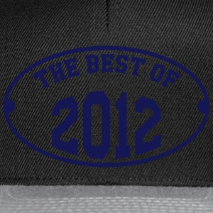 The Best of 2012 Magliette - Snapback Cap