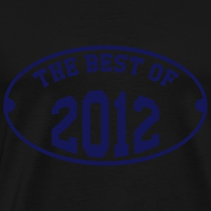 The Best of 2012 Sudaderas - Camiseta premium hombre