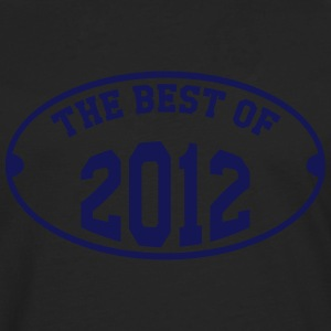 The Best of 2012 T-Shirts - Männer Premium Langarmshirt