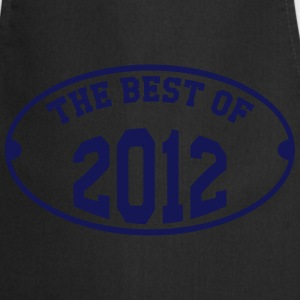 The Best of 2012 T-Shirts - Kochschürze
