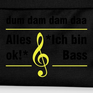 Bass T-Shirts - Kinder Rucksack