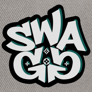 Sweat SWAGG - Casquette snapback