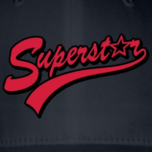 superstar T-shirts - Flexfit basebollkeps