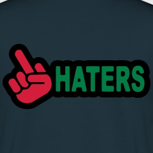 Fuck Haters Sweat-shirts - T-shirt Homme